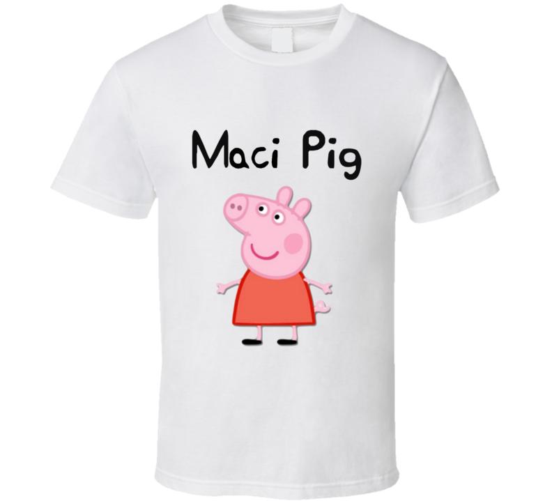 Custom Order Peppa Pig Shirt