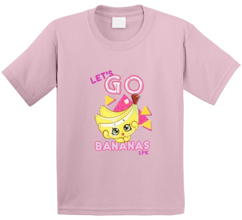 Bunch O Bananas Shopkins T Shirt