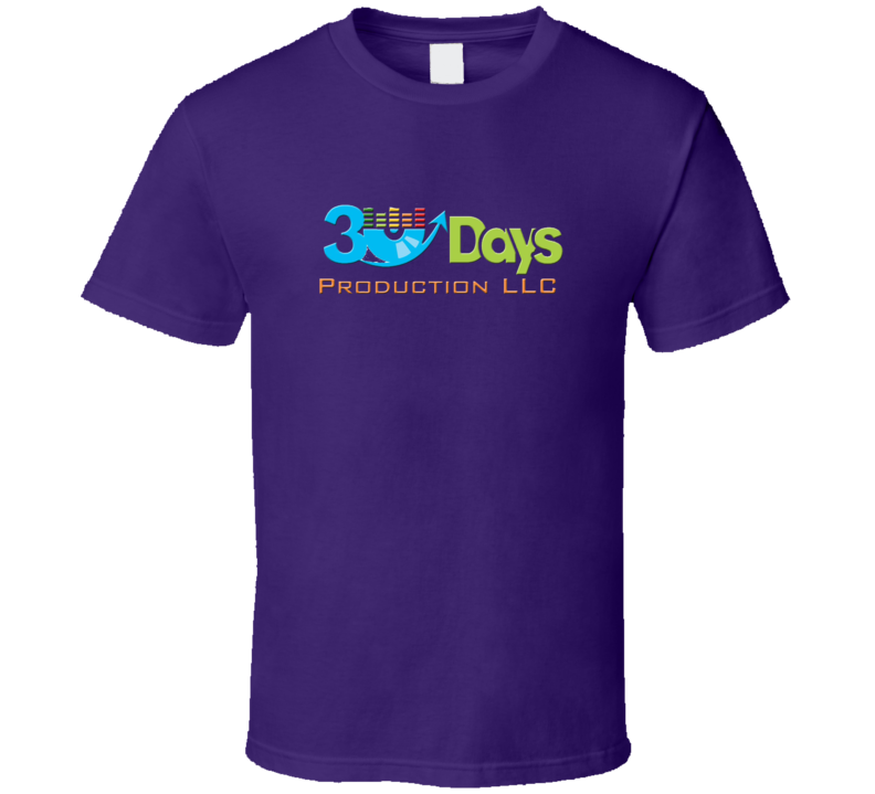 30 Days Production Official T Shirt