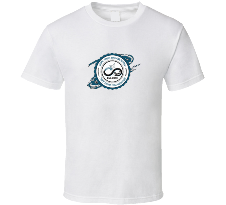 Hope Road Official White Tee T Shirt