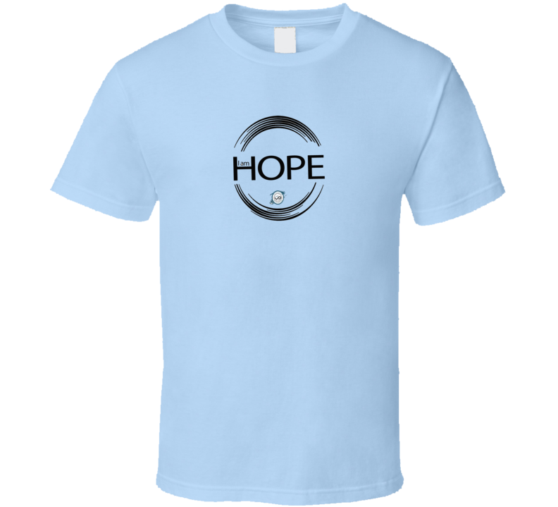 Hope Road's I Am Hope Official T Shirt