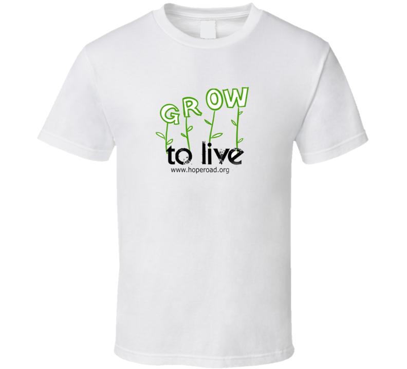 Grow2live Official T Shirt
