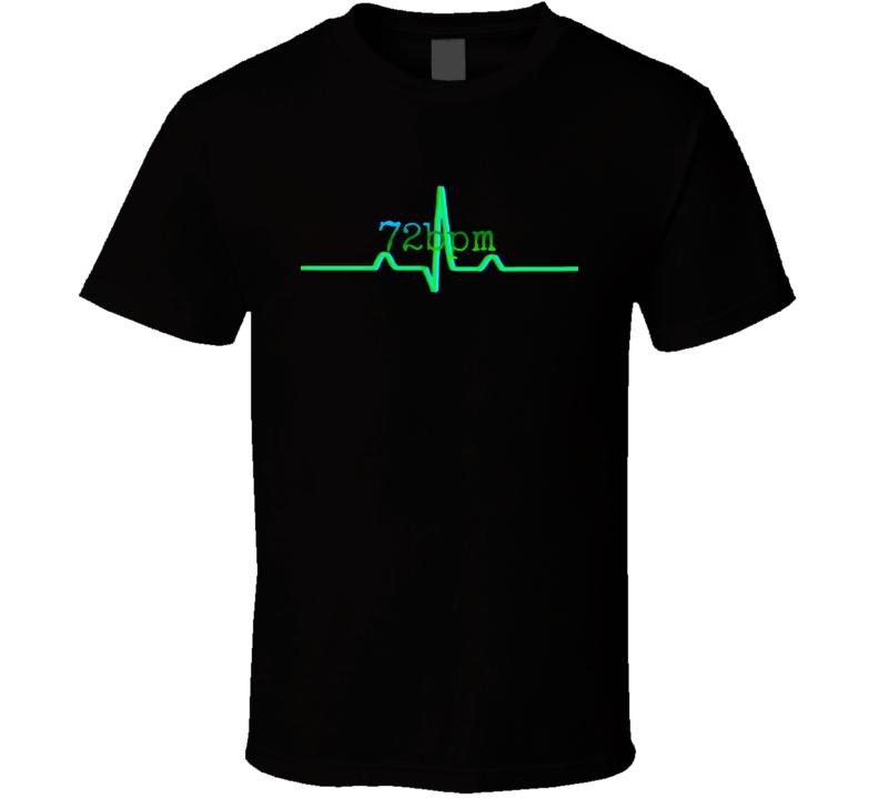 Official 72bpm T-Shirt: Mens