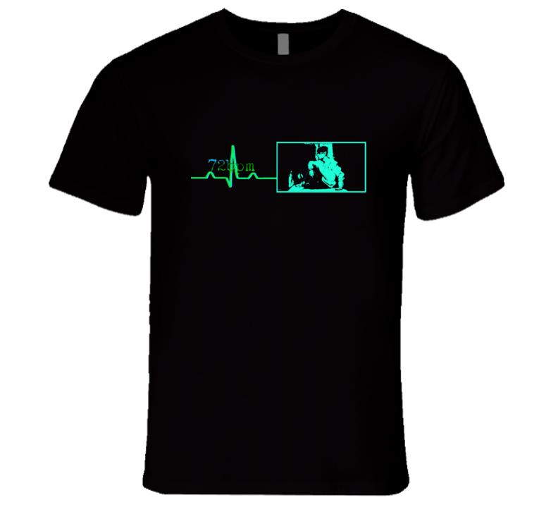 72bpm Premium Tour T-Shirt: Mens