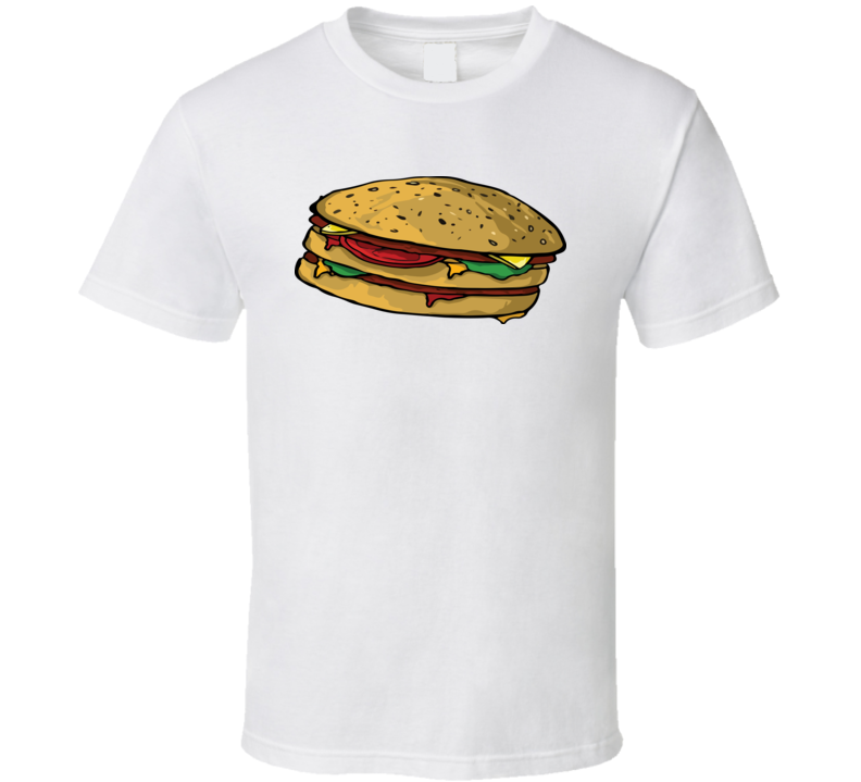 My Burger T Shirt