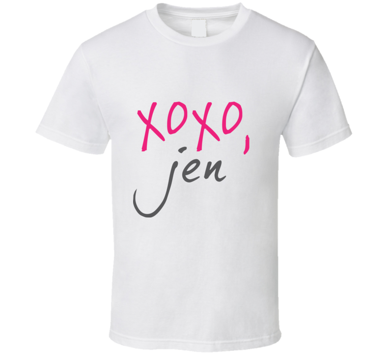 Xoxo Jen T Shirt