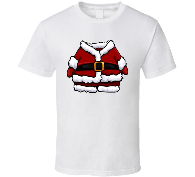 Santa Suit T Shirt