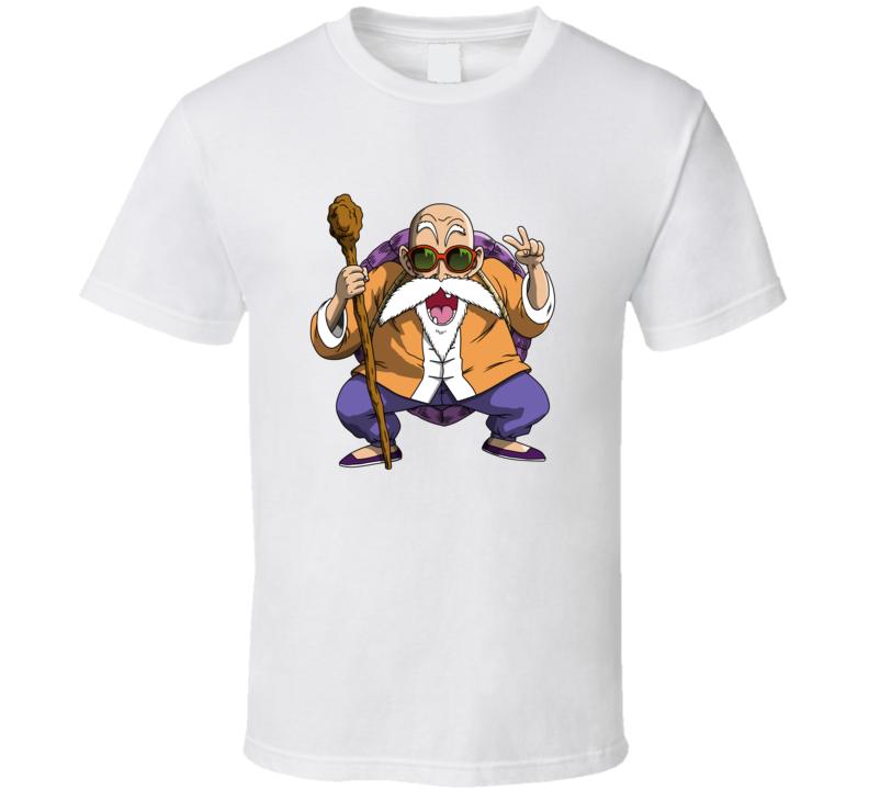 Kamesenin Dragon Ball Z Anime T Shirt