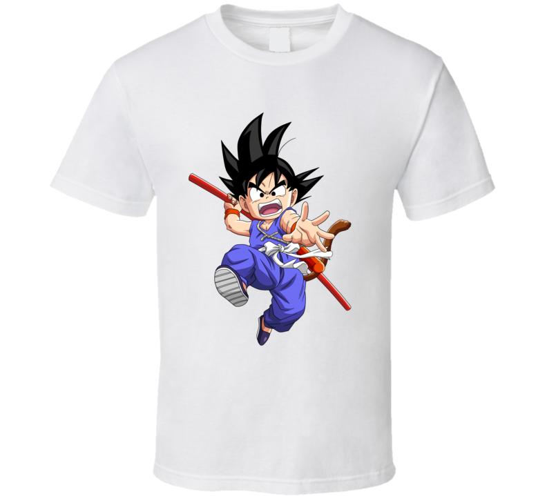 Goku Dragon Ball Z Anime T Shirt