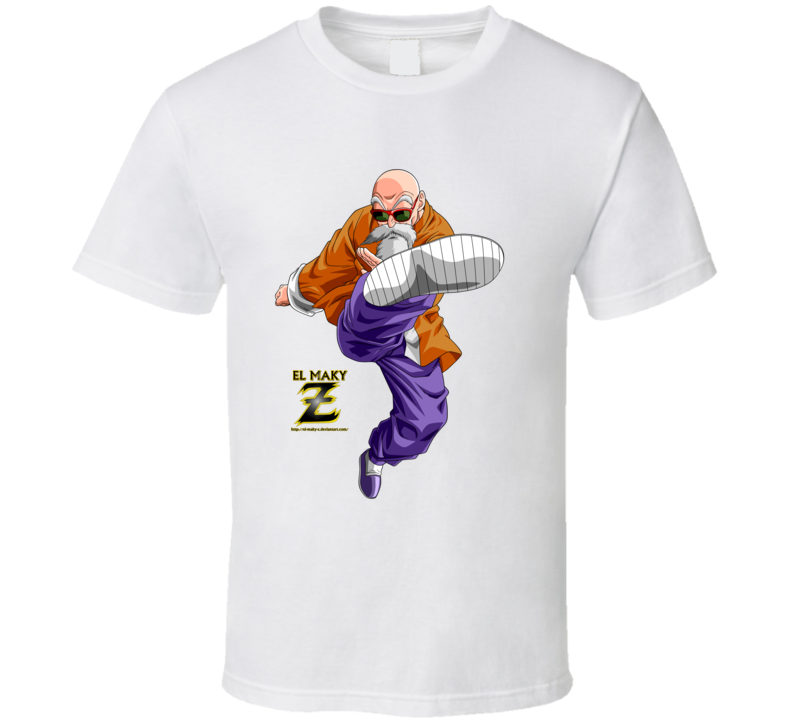 Kamesenin Dragon Ball Z Anime T Shirt