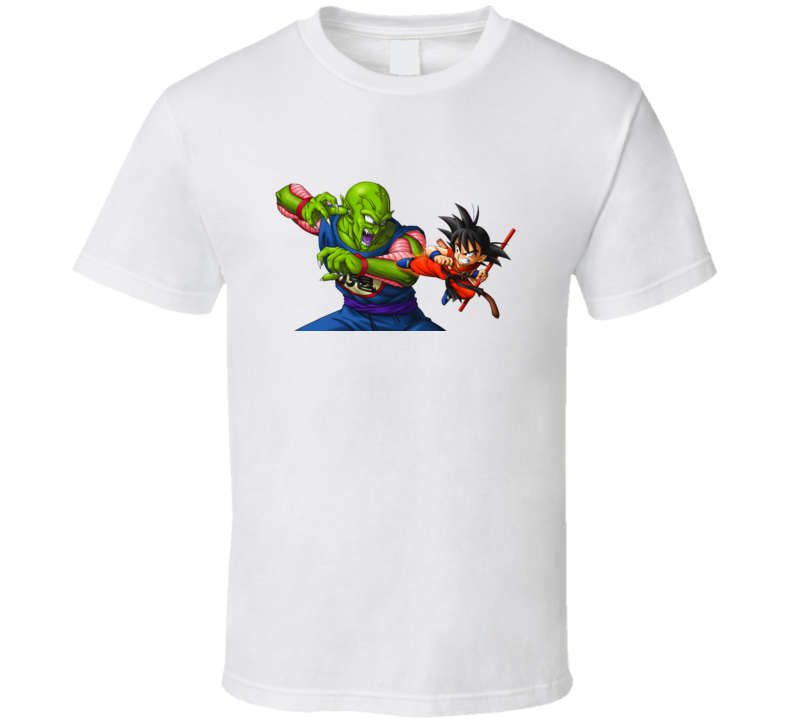 Goku Dragon Ball Z Anime T Shirt