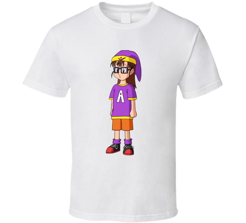 Arale Dragon Ball Z Anime T Shirt