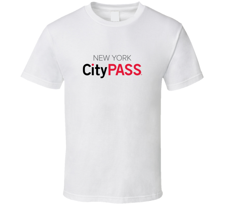 New York City Pass T Shirt