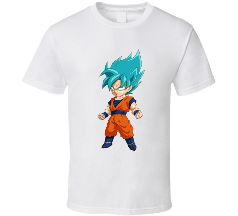 Chibi Anime Character  T Shirt