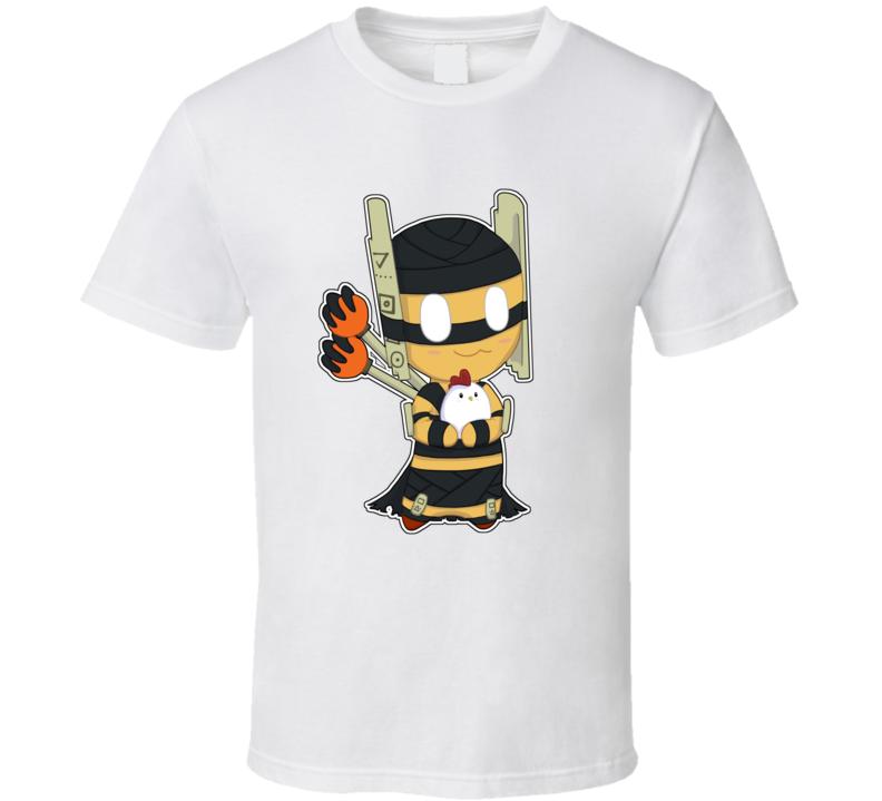Chibi Dota Character Shadow Shaman T Shirt