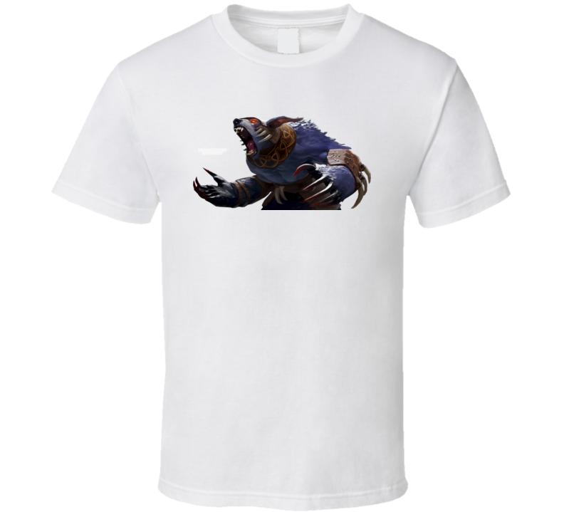 Dota 2 Ursa Char T Shirt