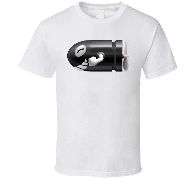Torpedo Chibi Character T Shirt