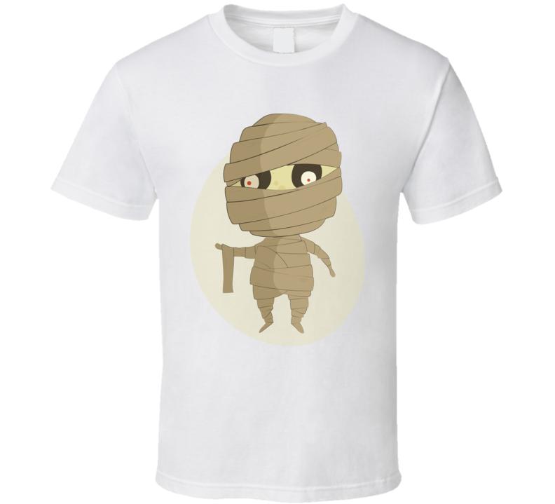 The Mummy Haloween T Shirt