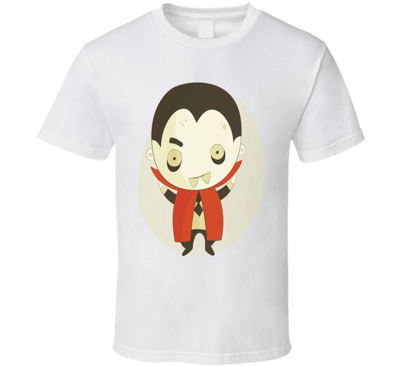 Vampire Haloween T Shirt