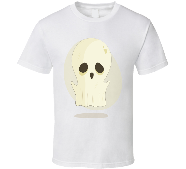 Ghost Haloween T Shirt