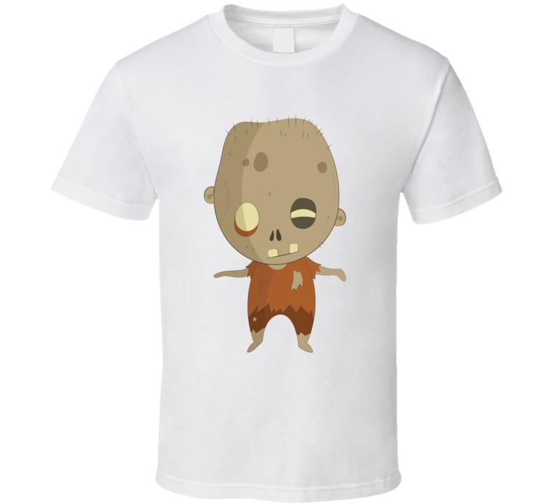 Zombie Haloween T Shirt