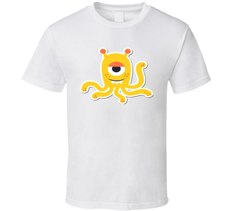 Funny Kid Alien T Shirt