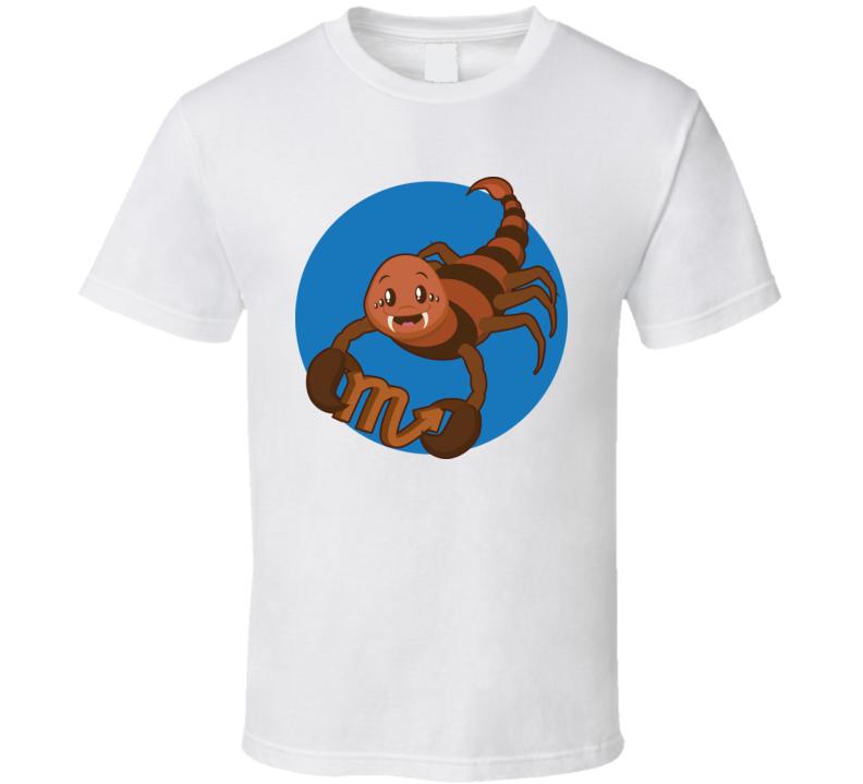 Zodiac Funny Character T Shirt