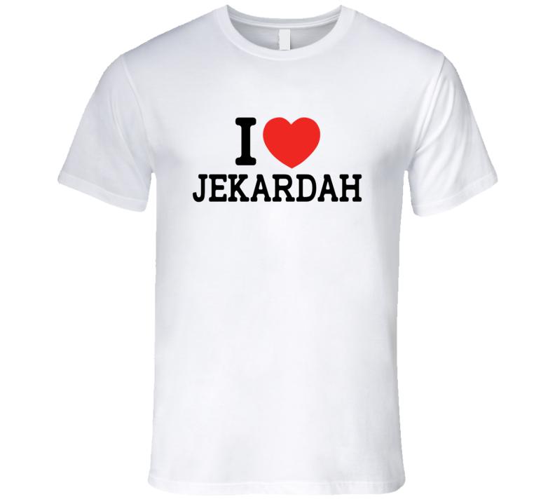 Jekardah T Shirt