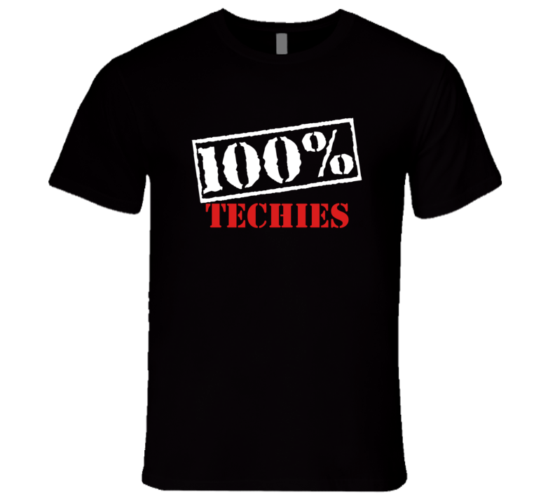 Techies T Shirt