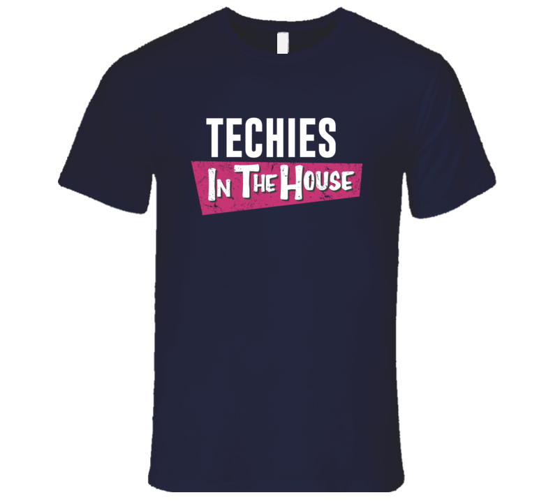 Techies 2 T Shirt