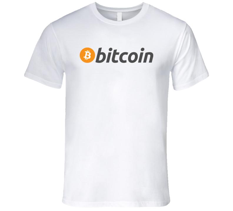 Bitcoin Logo Tshirt