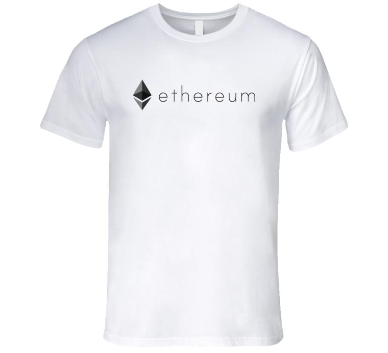 Eth Ethereum Cool Tshirt