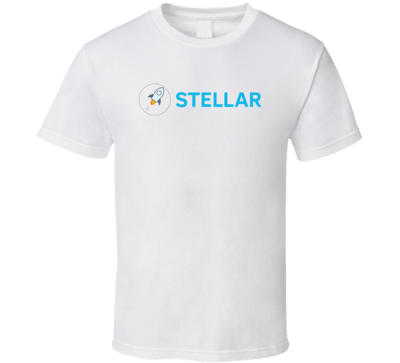 Stellar Xlm Crypto Cool T Shirt