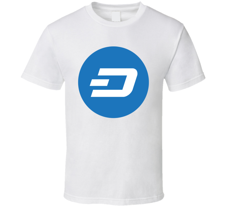 Dash Logo Crypto Cool T Shirt