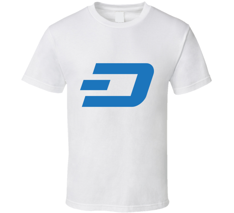 Dash Coin Logo Crypto Cool T Shirt