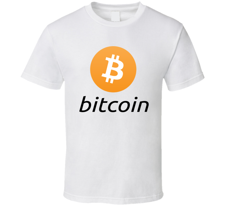 Bitcoin Cryptocurrency Btc Funny Tee T Shirt