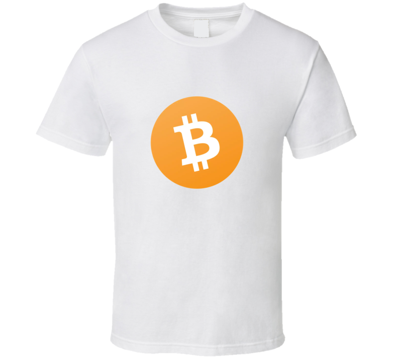 Bitcoin Btc Cool Cryptocurrency Logo T Shirt