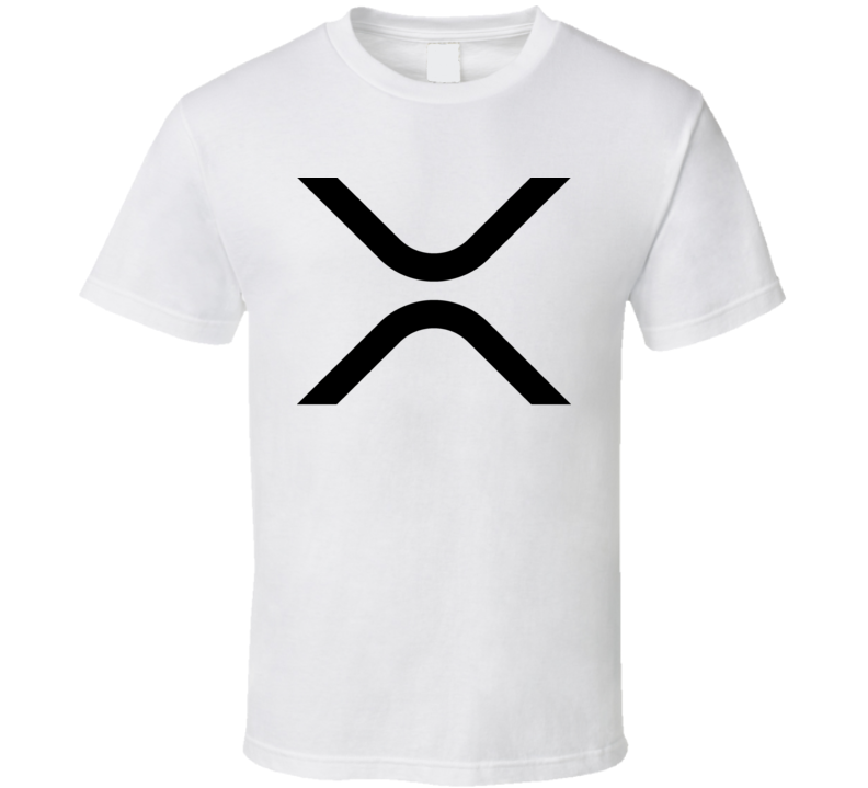 Ripple Xrp Logo Crypto Funny T Shirt