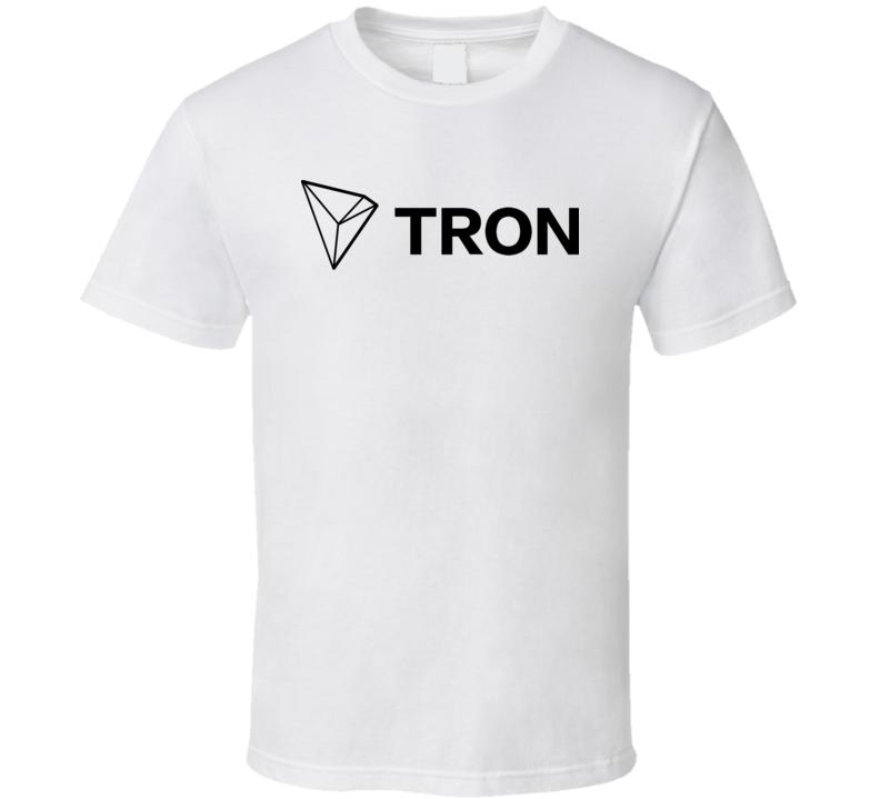Tron Logo Crypto Funny T Shirt