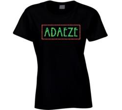 Adaeze Designs Logo Ladies T Shirt