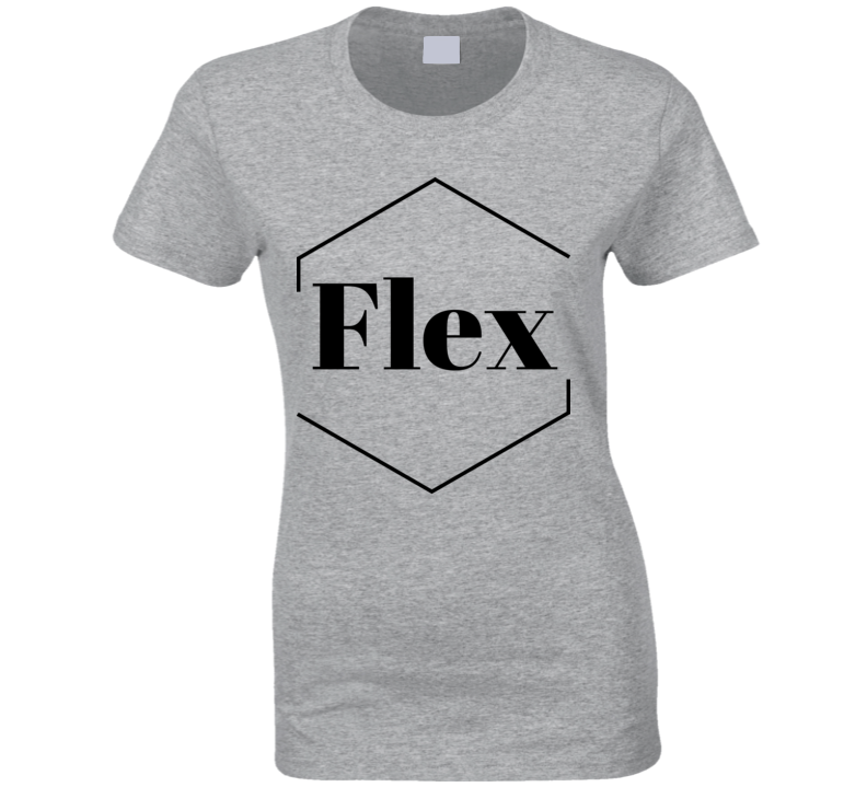 Flex Ladies T Shirt