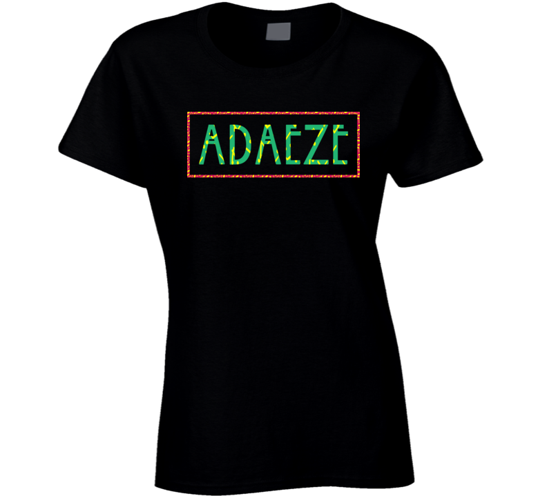 Adaeze Designs Logo Ladies T Shirt