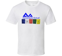 Prayer Flags T Shirt