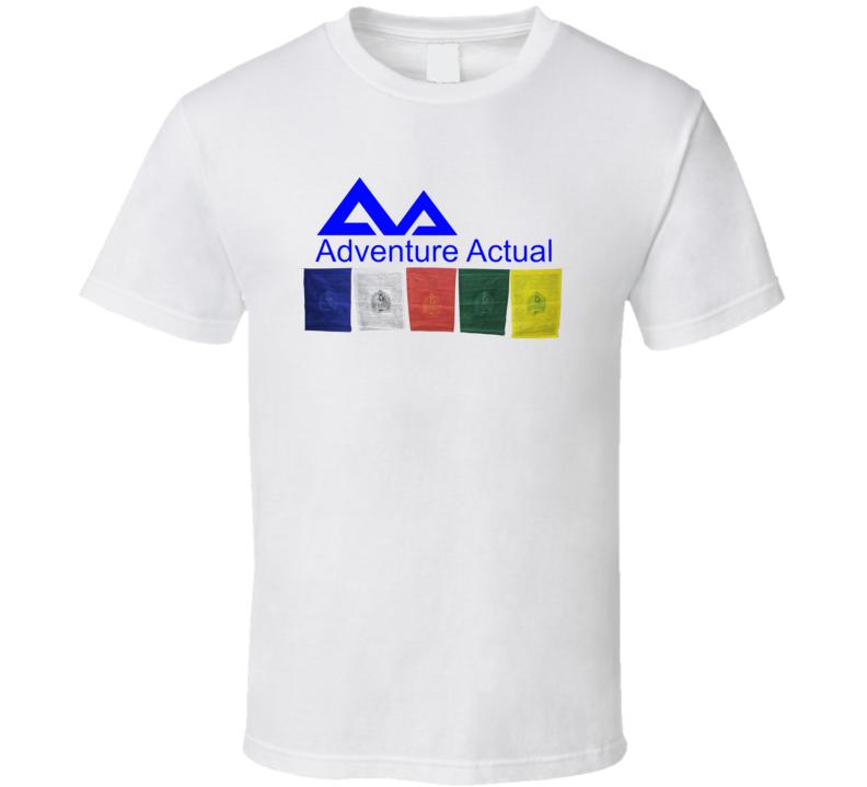 Prayer Flags T Shirt