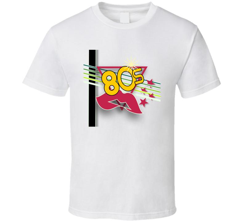 Retro 80's T Shirt
