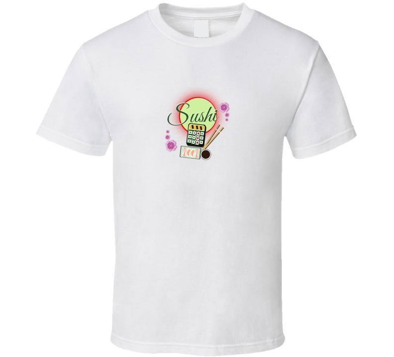 Sushi Yum Yum T Shirt