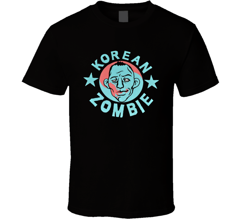 Joe Rogan Korean Zombie Ultimate Fighting Fan T Shirt