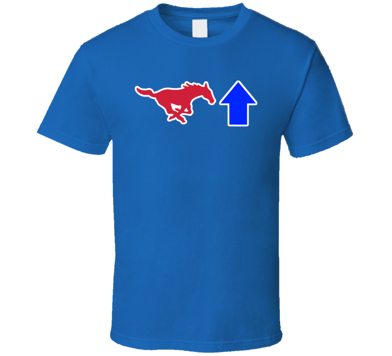 Pony Up Horse College Basketball Logo Dallas Texas March T Shirt