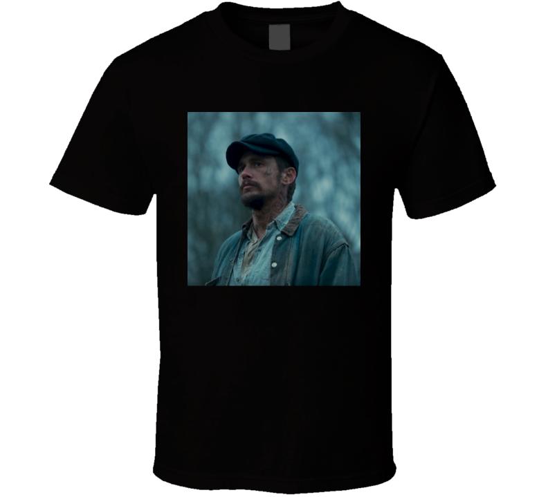 James Franco Artist Actor Photo Painting Fan T Shirt