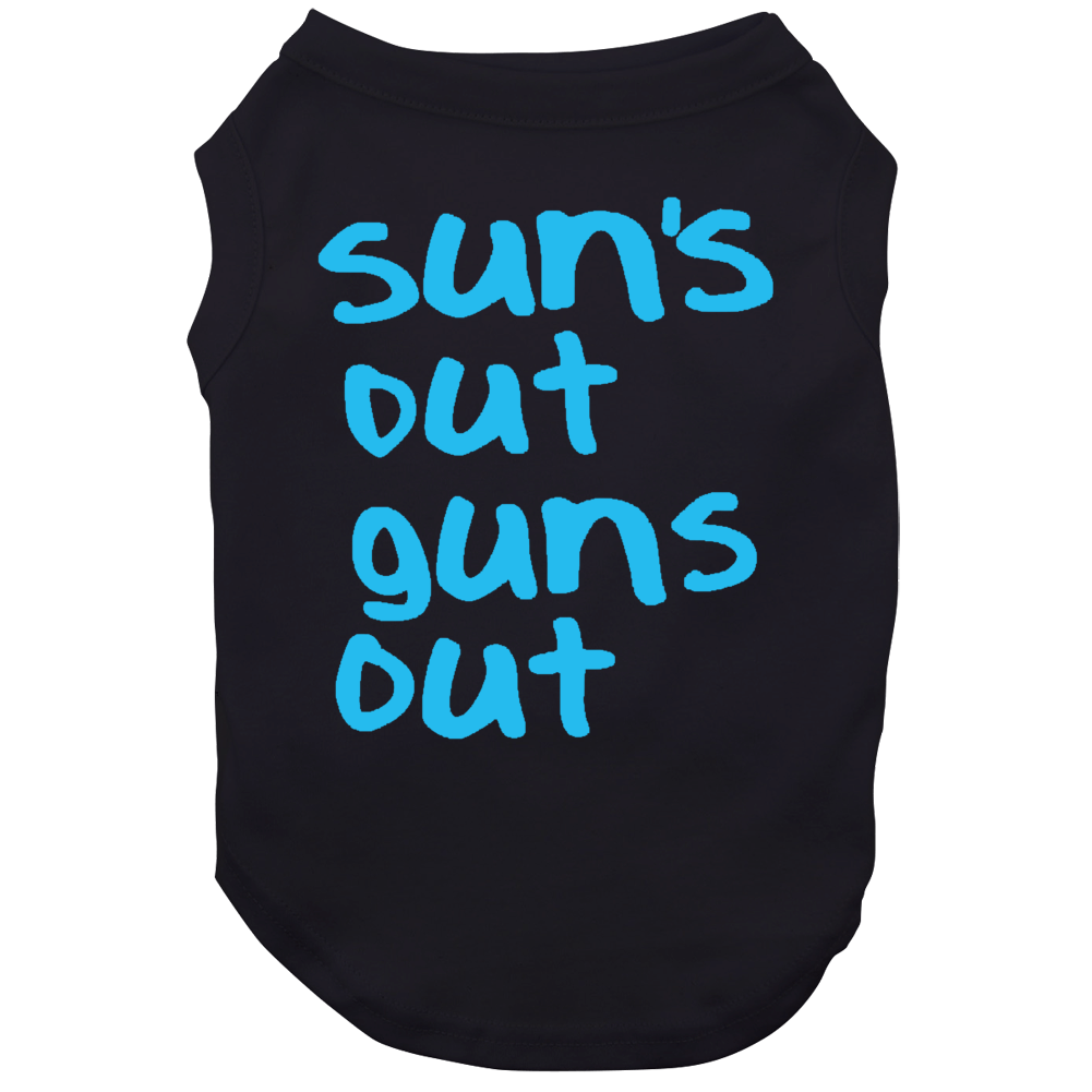 Suns Out Guns Out Popular 22 Jump Street Movie Dog